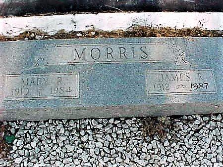 MORRIS, JAMES  F. - Gila County, Arizona | JAMES  F. MORRIS - Arizona Gravestone Photos