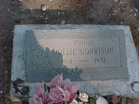 MORRISON, DOLLIE - Gila County, Arizona | DOLLIE MORRISON - Arizona Gravestone Photos