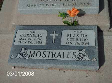 MOSTRALES, CORNELIO - Gila County, Arizona | CORNELIO MOSTRALES - Arizona Gravestone Photos