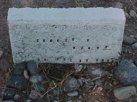 MUNOZ, ERNEST R. - Gila County, Arizona | ERNEST R. MUNOZ - Arizona Gravestone Photos