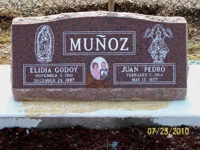 "MUNOZ, JUAN ""PEDRO"" - Gila County, Arizona | JUAN ""PEDRO"" MUNOZ - Arizona Gravestone Photos"