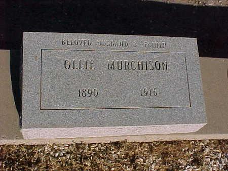 MURCHISON, OLLIE  D. - Gila County, Arizona | OLLIE  D. MURCHISON - Arizona Gravestone Photos