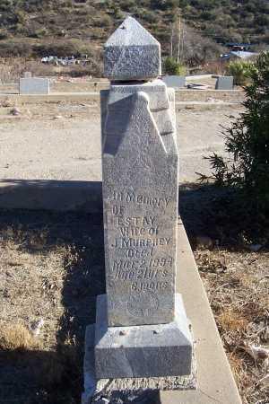 MURPHY, ESTAY - Gila County, Arizona | ESTAY MURPHY - Arizona Gravestone Photos