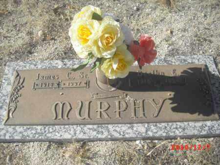 MURPHY, JAMES C. - Gila County, Arizona | JAMES C. MURPHY - Arizona Gravestone Photos