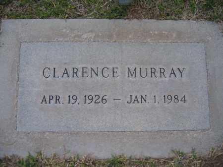MURRAY, CLARENCE - Gila County, Arizona | CLARENCE MURRAY - Arizona Gravestone Photos