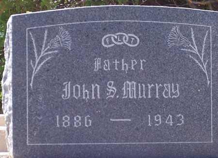 MURRAY, JOHN S. - Gila County, Arizona | JOHN S. MURRAY - Arizona Gravestone Photos