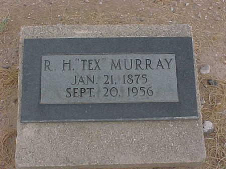"MURRAY, RUFUS HENRY  ""TEX"" - Gila County, Arizona | RUFUS HENRY  ""TEX"" MURRAY - Arizona Gravestone Photos"