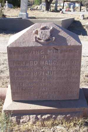 NANCARROW, EUGENE - Gila County, Arizona | EUGENE NANCARROW - Arizona Gravestone Photos