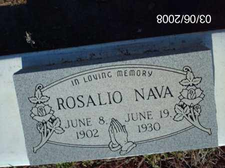 NAVA, ROSALIO - Gila County, Arizona | ROSALIO NAVA - Arizona Gravestone Photos
