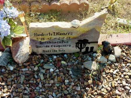 NAVARRO, HUMBERTO I. - Gila County, Arizona | HUMBERTO I. NAVARRO - Arizona Gravestone Photos