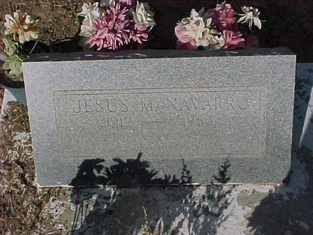 NAVARRO, JESUS  M. - Gila County, Arizona | JESUS  M. NAVARRO - Arizona Gravestone Photos