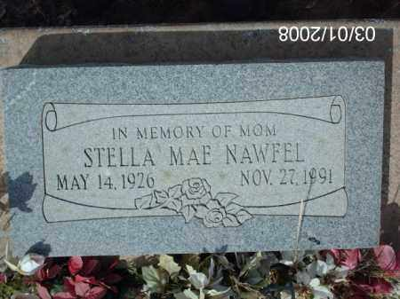 NAWFEL, STELLA - Gila County, Arizona | STELLA NAWFEL - Arizona Gravestone Photos