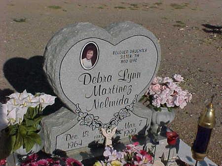 NELMIDA, DEBRA LYNN - Gila County, Arizona | DEBRA LYNN NELMIDA - Arizona Gravestone Photos