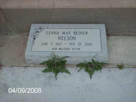 NELSON, LENNA MAE - Gila County, Arizona | LENNA MAE NELSON - Arizona Gravestone Photos