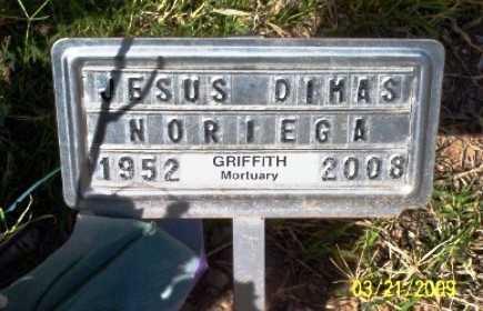 NORIEGA, JESUS DIMAS - Gila County, Arizona | JESUS DIMAS NORIEGA - Arizona Gravestone Photos