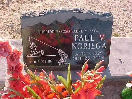 NORIEGA, PAUL  V. - Gila County, Arizona | PAUL  V. NORIEGA - Arizona Gravestone Photos