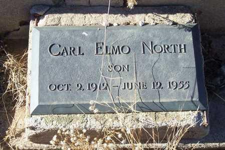 NORTH, CARL ELMO - Gila County, Arizona | CARL ELMO NORTH - Arizona Gravestone Photos