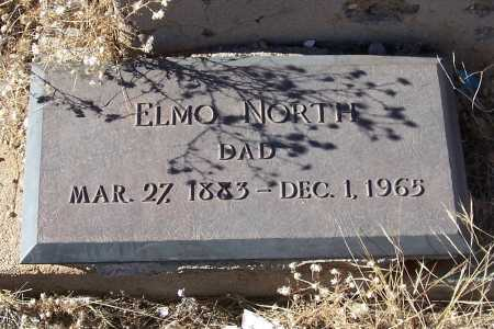 NORTH, ELMO - Gila County, Arizona | ELMO NORTH - Arizona Gravestone Photos