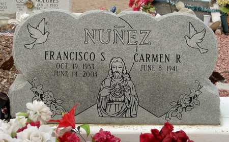 NUNEZ, CARMEN  R. - Gila County, Arizona | CARMEN  R. NUNEZ - Arizona Gravestone Photos