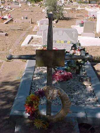 NUNEZ, LOUIS - Gila County, Arizona | LOUIS NUNEZ - Arizona Gravestone Photos