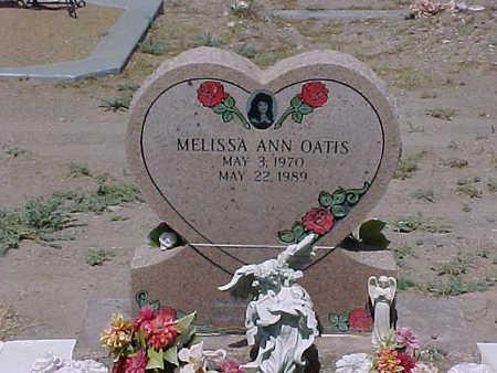 OATIS, MELISSA  ANN - Gila County, Arizona | MELISSA  ANN OATIS - Arizona Gravestone Photos