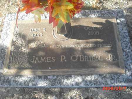 OBRIEN, JAMES P. JR. - Gila County, Arizona | JAMES P. JR. OBRIEN - Arizona Gravestone Photos