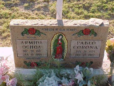 OCHOA, ARMIDA - Gila County, Arizona | ARMIDA OCHOA - Arizona Gravestone Photos