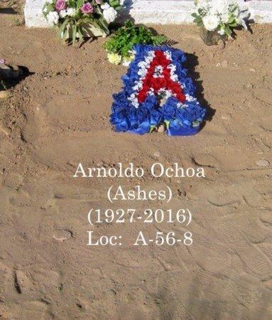 "OCHOA, ARNOLDO FELIPE ""NONO"" - Gila County, Arizona | ARNOLDO FELIPE ""NONO"" OCHOA - Arizona Gravestone Photos"
