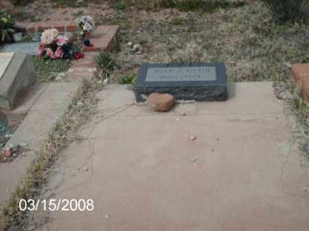 OCON, JOSE - Gila County, Arizona | JOSE OCON - Arizona Gravestone Photos