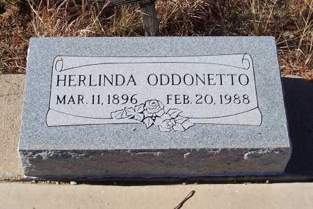 ODDONETTO, HERLINDA - Gila County, Arizona | HERLINDA ODDONETTO - Arizona Gravestone Photos