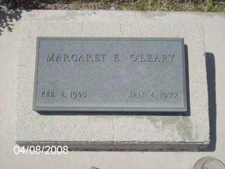 O'LEARY, MARGARET E. - Gila County, Arizona | MARGARET E. O'LEARY - Arizona Gravestone Photos
