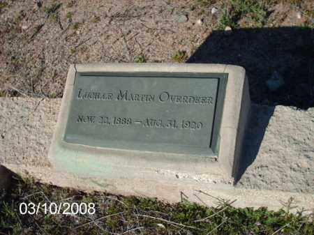 OLVERDEER, LUCILLE MARTIN - Gila County, Arizona | LUCILLE MARTIN OLVERDEER - Arizona Gravestone Photos