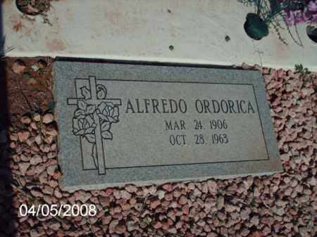 ORDORICA, ALFREDO - Gila County, Arizona | ALFREDO ORDORICA - Arizona Gravestone Photos