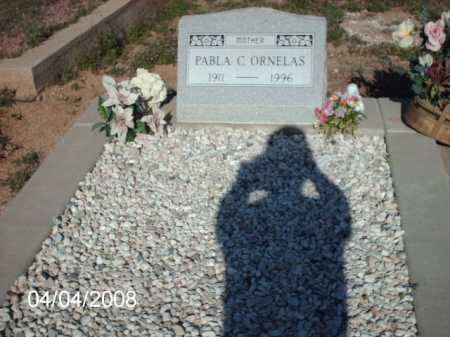 ORNELAS, PABLA C. - Gila County, Arizona | PABLA C. ORNELAS - Arizona Gravestone Photos