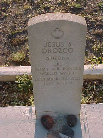 OROZCO, JESUS  S. - Gila County, Arizona | JESUS  S. OROZCO - Arizona Gravestone Photos