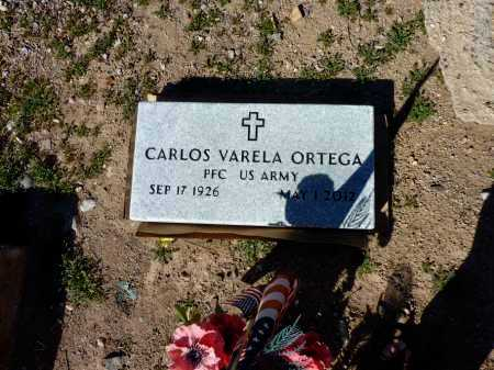 "ORTEGA, CARLOS V. ""CHALE"" - Gila County, Arizona | CARLOS V. ""CHALE"" ORTEGA - Arizona Gravestone Photos"
