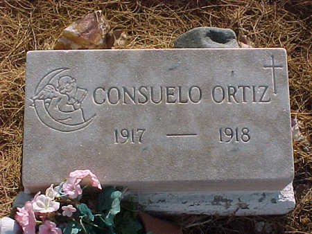 ORTIZ, CONSUELO - Gila County, Arizona | CONSUELO ORTIZ - Arizona Gravestone Photos