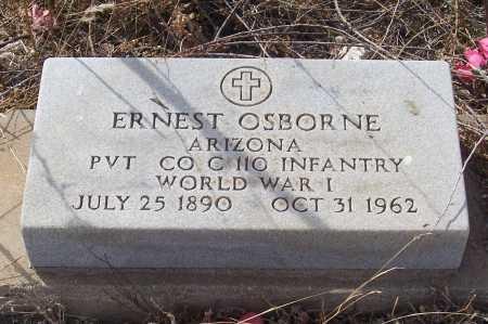 OSBORNE, ERNEST - Gila County, Arizona | ERNEST OSBORNE - Arizona Gravestone Photos