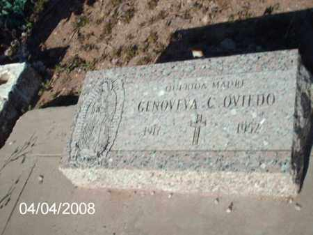 OVIEDO, GENOVEVA C. - Gila County, Arizona | GENOVEVA C. OVIEDO - Arizona Gravestone Photos