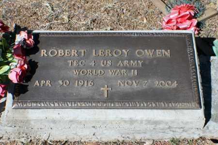 OWEN, ROBERT LEROY - Gila County, Arizona   ROBERT LEROY OWEN - Arizona Gravestone Photos