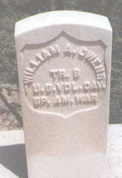 OWENS, WILLIAM A. - Gila County, Arizona   WILLIAM A. OWENS - Arizona Gravestone Photos