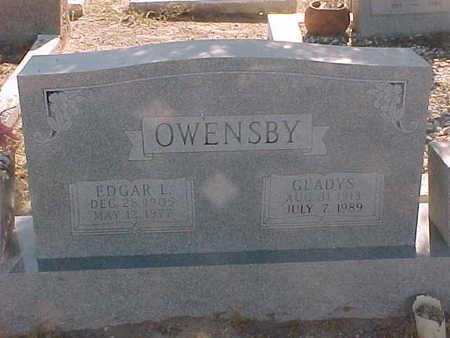OWENSBY, GLADYS - Gila County, Arizona | GLADYS OWENSBY - Arizona Gravestone Photos