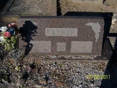 "PARKER, CHARLIE ""PORKCHOPS"" - Gila County, Arizona | CHARLIE ""PORKCHOPS"" PARKER - Arizona Gravestone Photos"