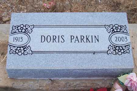 PARKIN, DORIS - Gila County, Arizona | DORIS PARKIN - Arizona Gravestone Photos