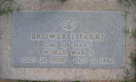 PARRY, BROWER - Gila County, Arizona   BROWER PARRY - Arizona Gravestone Photos