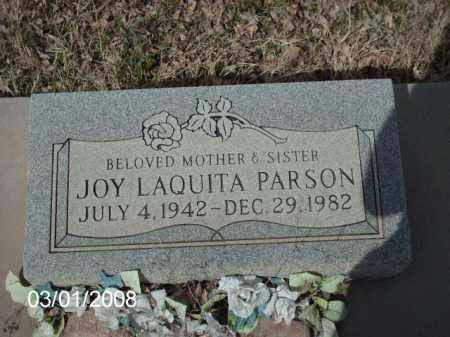 PARSON, JOY - Gila County, Arizona   JOY PARSON - Arizona Gravestone Photos