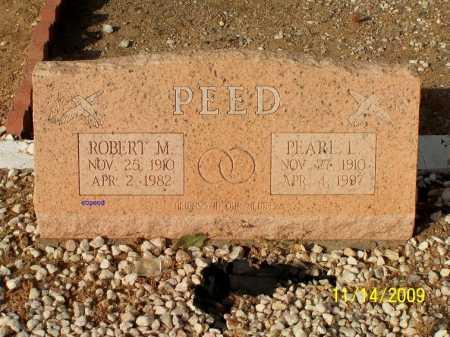 PEED, ROBERT MEREL - Gila County, Arizona | ROBERT MEREL PEED - Arizona Gravestone Photos