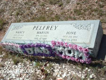 PELFREY, NANCY - Gila County, Arizona | NANCY PELFREY - Arizona Gravestone Photos
