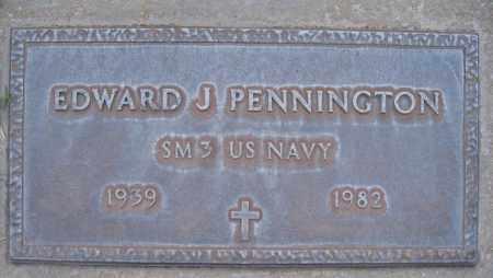 PENNINGTON, EDWARD - Gila County, Arizona | EDWARD PENNINGTON - Arizona Gravestone Photos