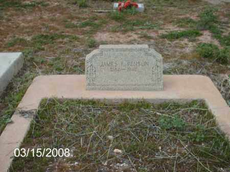 PENSON, JAMES - Gila County, Arizona | JAMES PENSON - Arizona Gravestone Photos